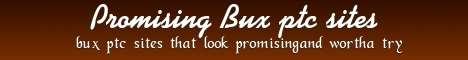 promising bux ptc sites