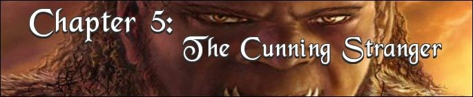 The Cunning Stranger