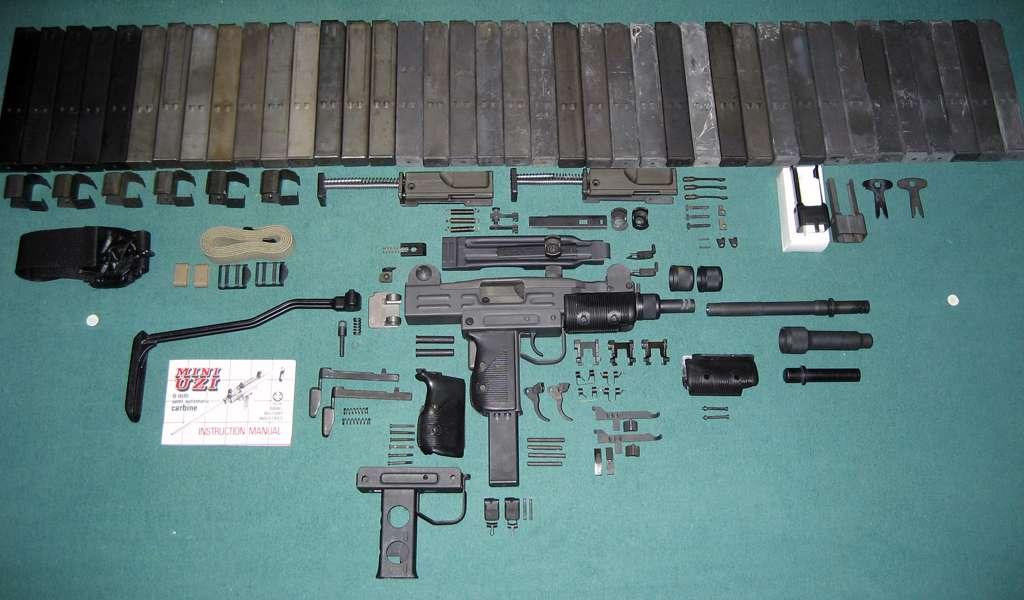 100+ Mini Uzi Parts – yasminroohi